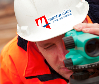 Martin Allan Construction Website Design
