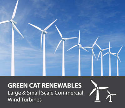 Green Cat Renewables Website Design