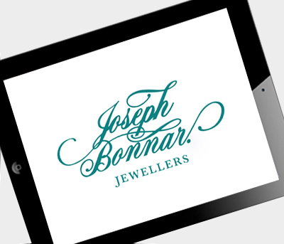 Joseph Bonnar Jewellery Website Design